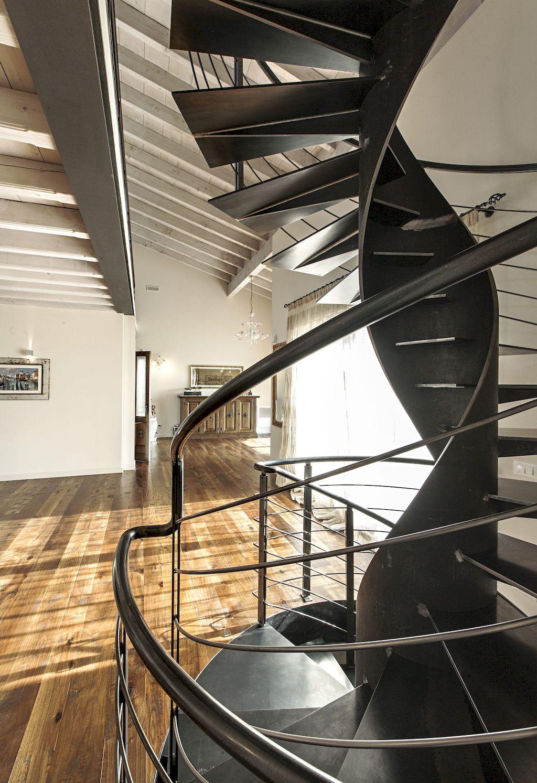 Staircase Railing005