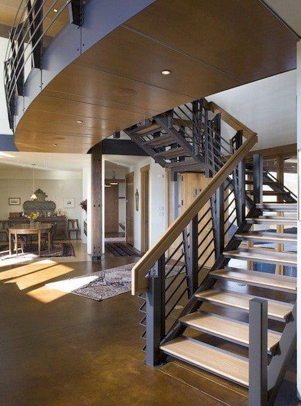 Staircase Railing078