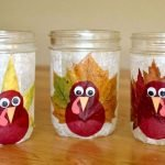Add Warmth to Your Gathering Thanksgiving Decoration 92