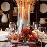 Add Warmth to Your Gathering Thanksgiving Decoration 99