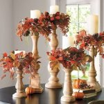 Add Warmth to Your Gathering Thanksgiving Decoration 106
