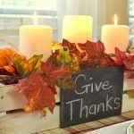 Add Warmth to Your Gathering Thanksgiving Decoration 116