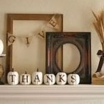 Add Warmth to Your Gathering Thanksgiving Decoration 117