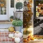 Add Warmth to Your Gathering Thanksgiving Decoration 122