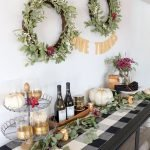 Add Warmth to Your Gathering Thanksgiving Decoration 132