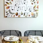 Add Warmth to Your Gathering Thanksgiving Decoration 136