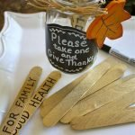 Add Warmth to Your Gathering Thanksgiving Decoration 138
