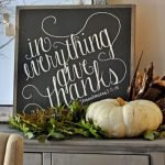 Add Warmth to Your Gathering Thanksgiving Decoration 147