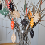 Add Warmth to Your Gathering Thanksgiving Decoration 152