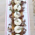 Add Warmth to Your Gathering Thanksgiving Decoration 158