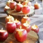 Add Warmth to Your Gathering Thanksgiving Decoration 162