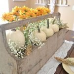 Add Warmth to Your Gathering Thanksgiving Decoration 172