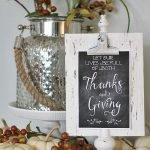 Add Warmth to Your Gathering Thanksgiving Decoration 175