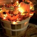 Add Warmth to Your Gathering Thanksgiving Decoration 177
