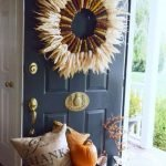 Add Warmth to Your Gathering Thanksgiving Decoration 19
