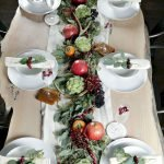 Add Warmth to Your Gathering Thanksgiving Decoration 30