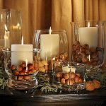 Add Warmth to Your Gathering Thanksgiving Decoration 32