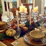 Add Warmth to Your Gathering Thanksgiving Decoration 33