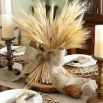 Add Warmth to Your Gathering Thanksgiving Decoration 35