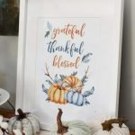 Add Warmth to Your Gathering Thanksgiving Decoration 36