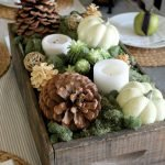 Add Warmth to Your Gathering Thanksgiving Decoration 39