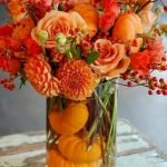 Add Warmth to Your Gathering Thanksgiving Decoration 50