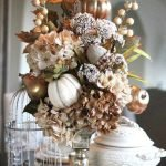 Add Warmth to Your Gathering Thanksgiving Decoration 58