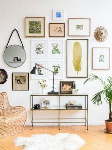 100++ Creative Ways To Display Art Placement 87