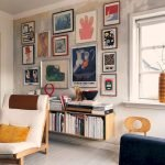 100++ Creative Ways To Display Art Placement 112