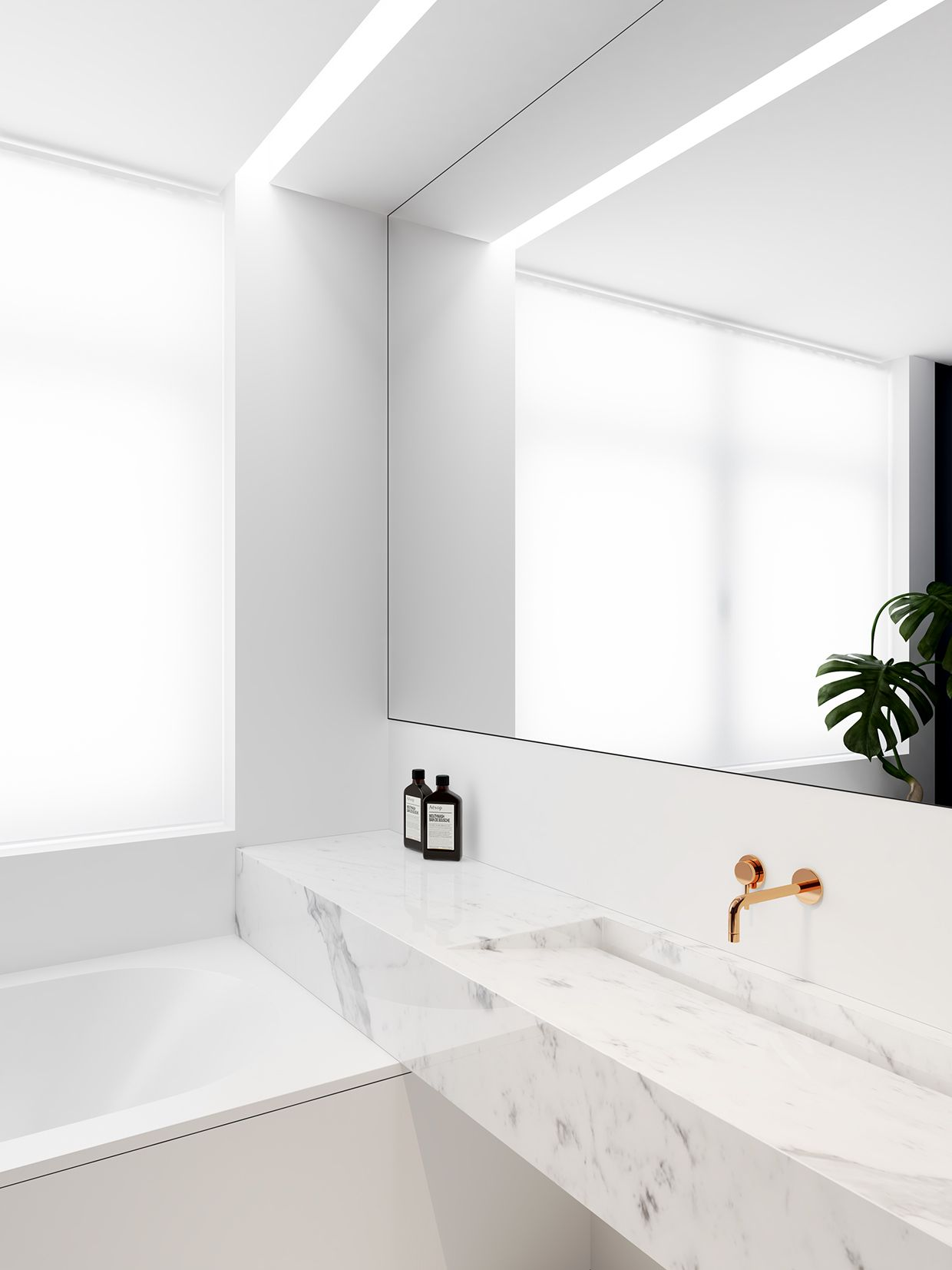 White Bathroom020