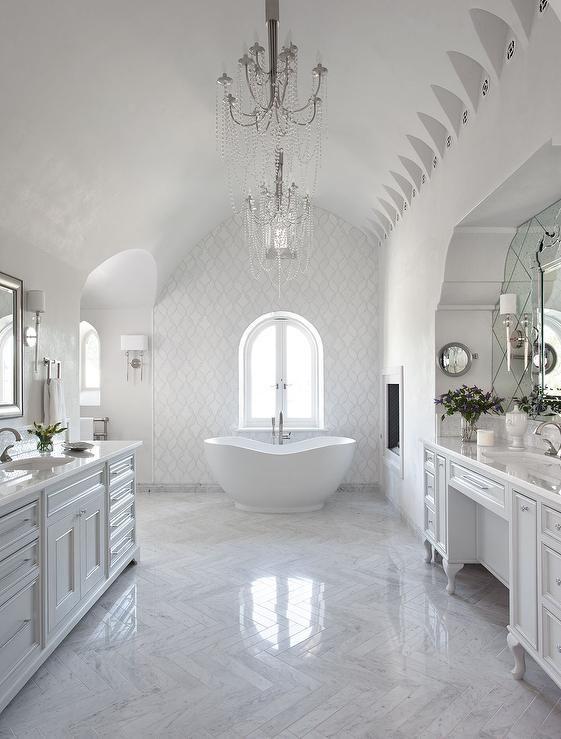 White Bathroom123