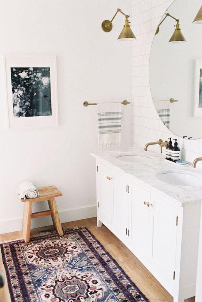 White Bathroom134