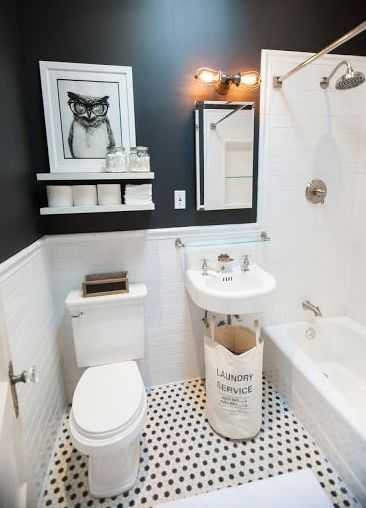 White Bathroom140