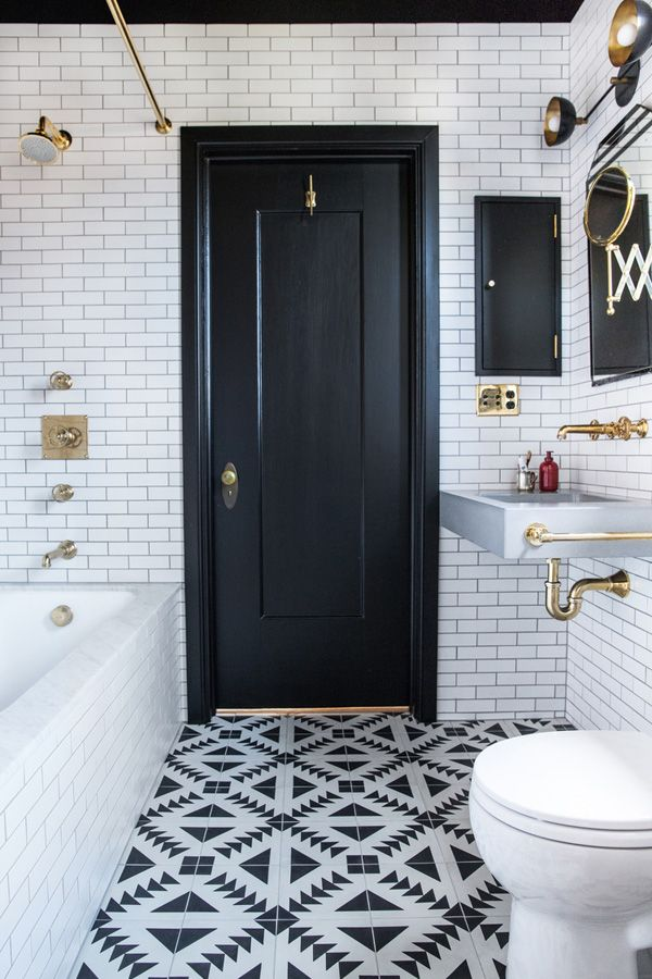 White Bathroom195