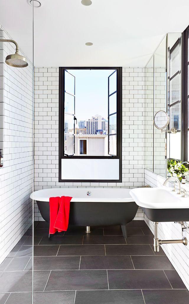 White Bathroom230