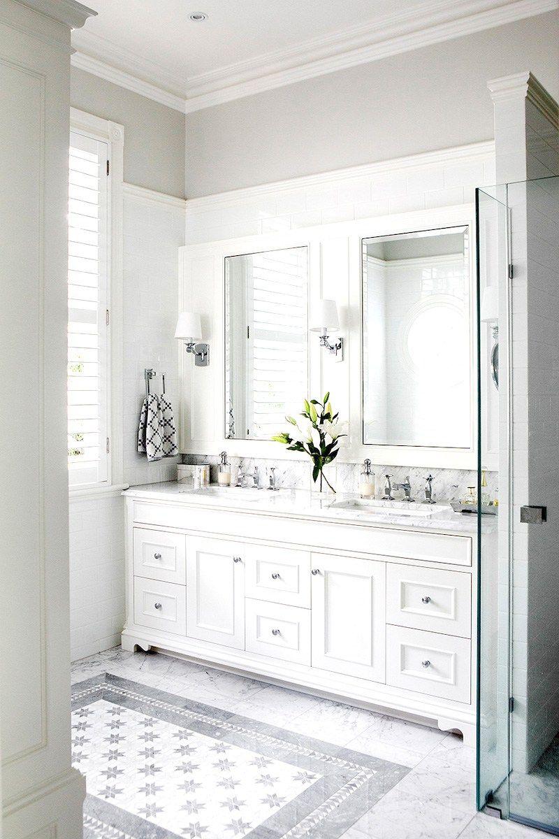 White Bathroom234
