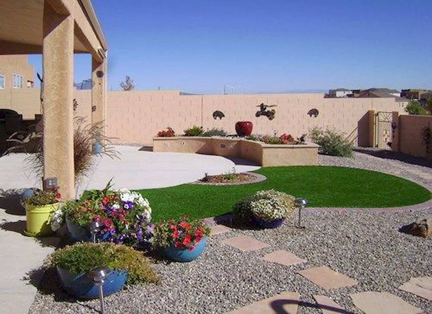 Backyard Landscaping042