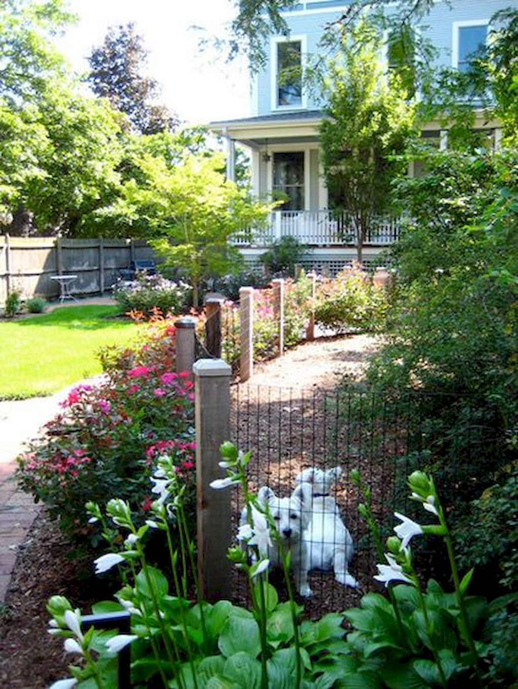 Backyard Landscaping086