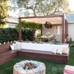 Backyard Landscaping Ideas To Spruce Up Your Home Appeal 113