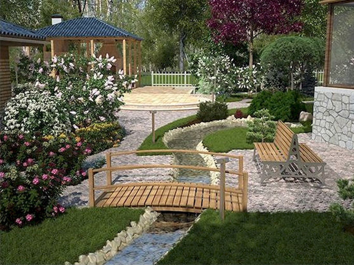 Backyard Landscaping221