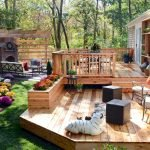 Backyard Landscaping Ideas To Spruce Up Your Home Appeal 143