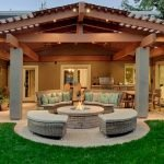 Backyard Landscaping Ideas To Spruce Up Your Home Appeal 146