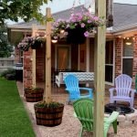 Backyard Landscaping Ideas To Spruce Up Your Home Appeal 156