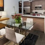 Design Space Saving Dining Room For Your Apartment 21