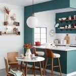 Design Space Saving Dining Room For Your Apartment 31