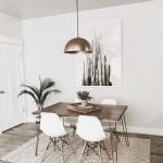 Design Space Saving Dining Room For Your Apartment 33