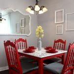 Design Space Saving Dining Room For Your Apartment 36