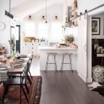 Design Space Saving Dining Room For Your Apartment 44