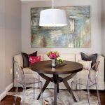 Design Space Saving Dining Room For Your Apartment 45