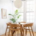 Design Space Saving Dining Room For Your Apartment 49
